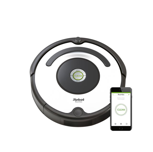 iRobot Roomba Wi-Fi Connected Robot Vacuum