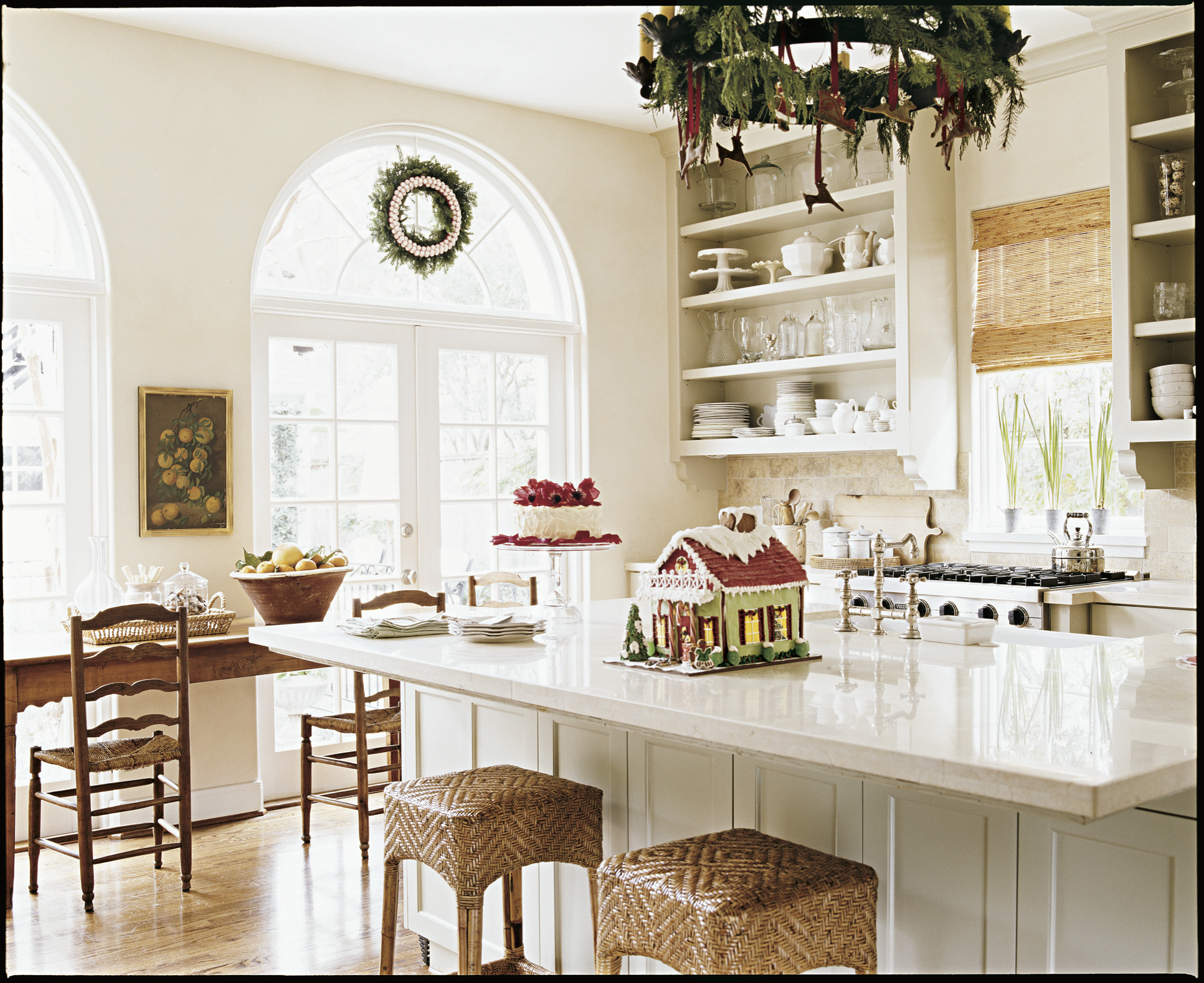 Christmas Kitchens fairy-tale kitche