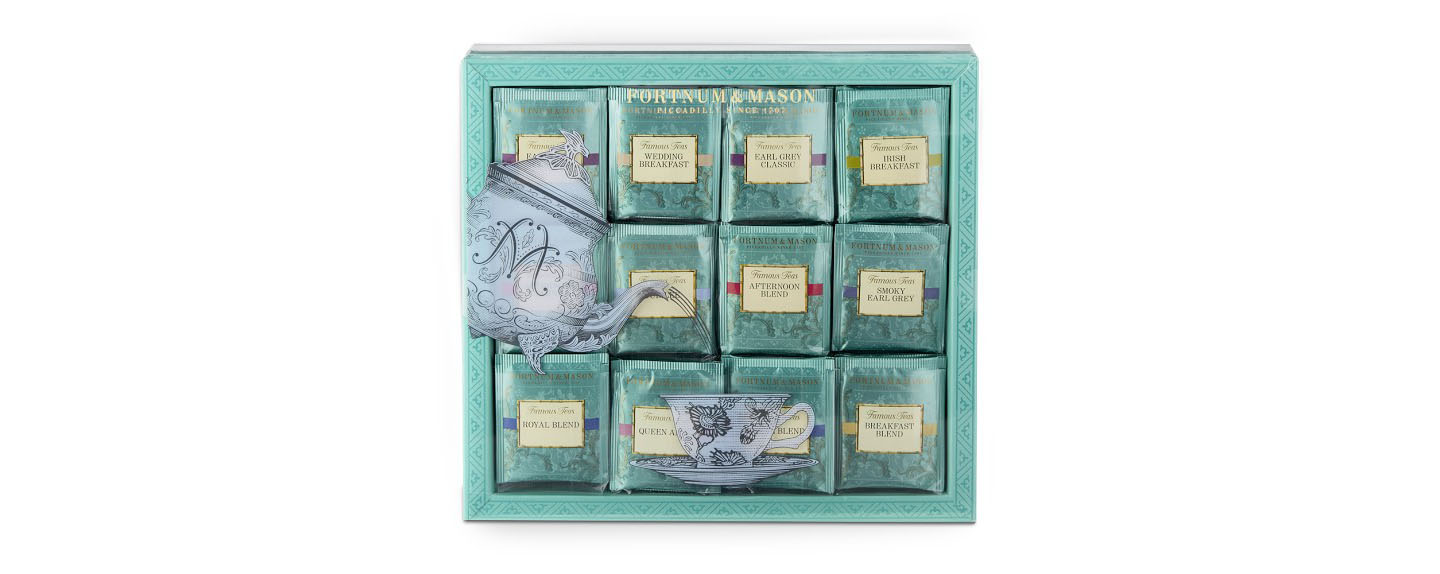 Fortnum & Mason Large Tea Selection