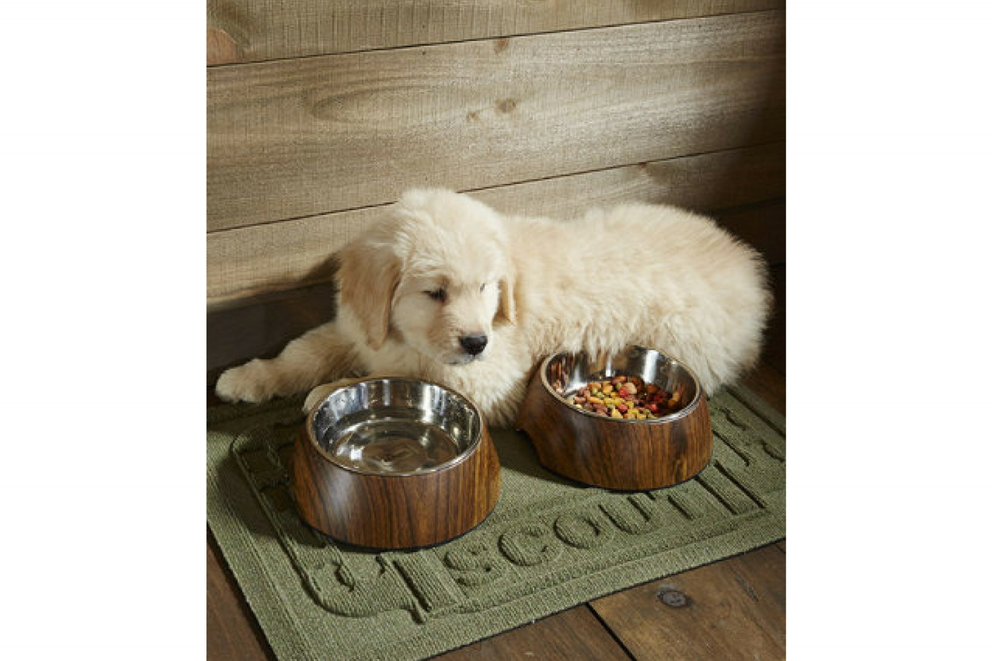 Gift Guide Pets Water Bowl Placemat