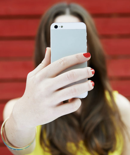 How Taking a Selfie Affects Your Happiness