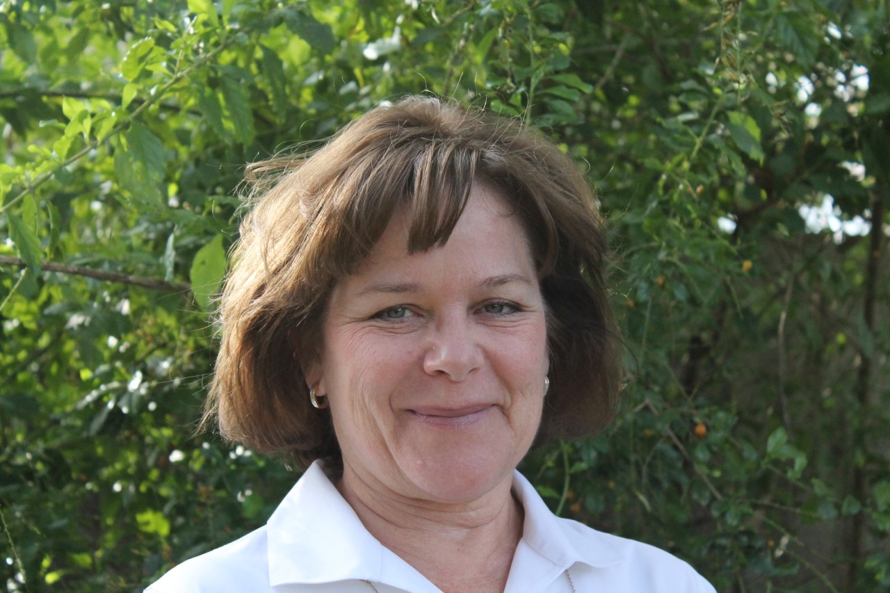 Teresa O'Donnell of Plant It Forward Farms
