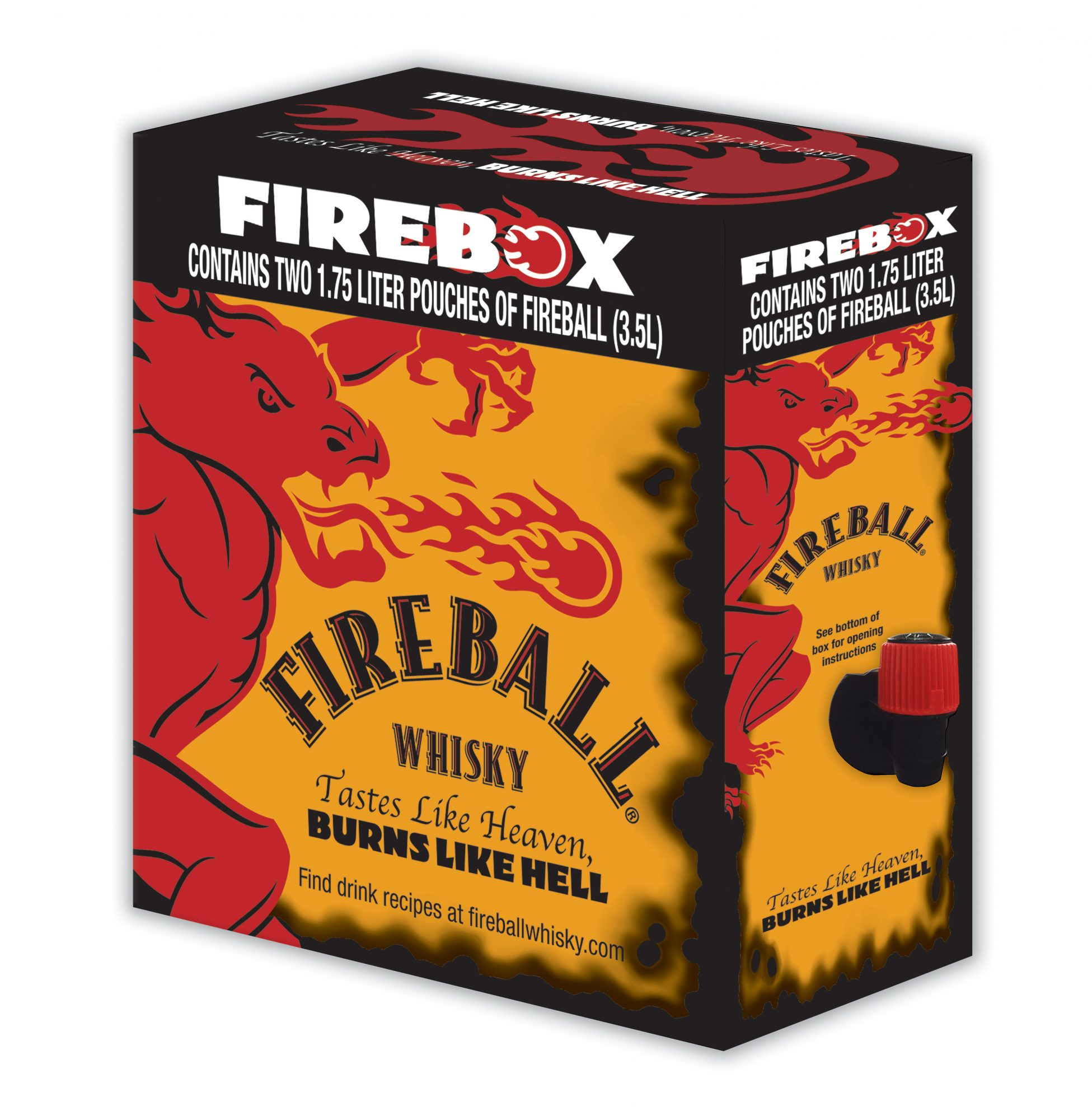 Fireball Firebox