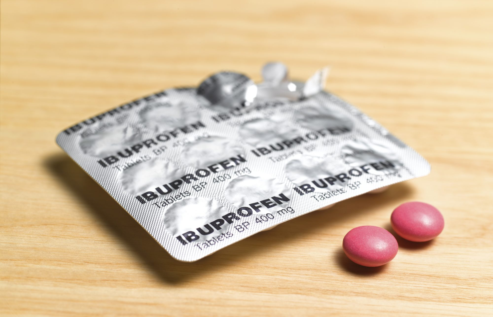 Read This Before Taking Ibuprofen for Pain Relief