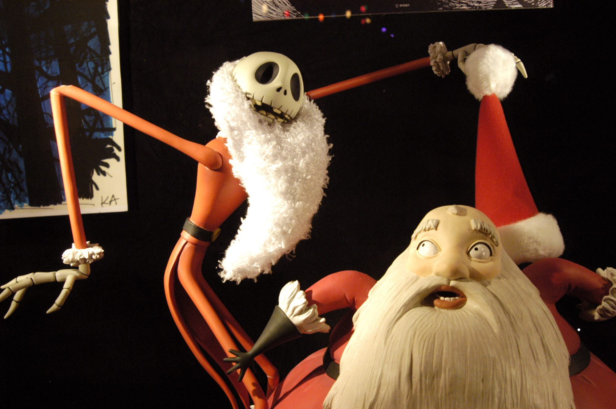 Alabama Family Makes \'Nightmare Before Christmas\' Card