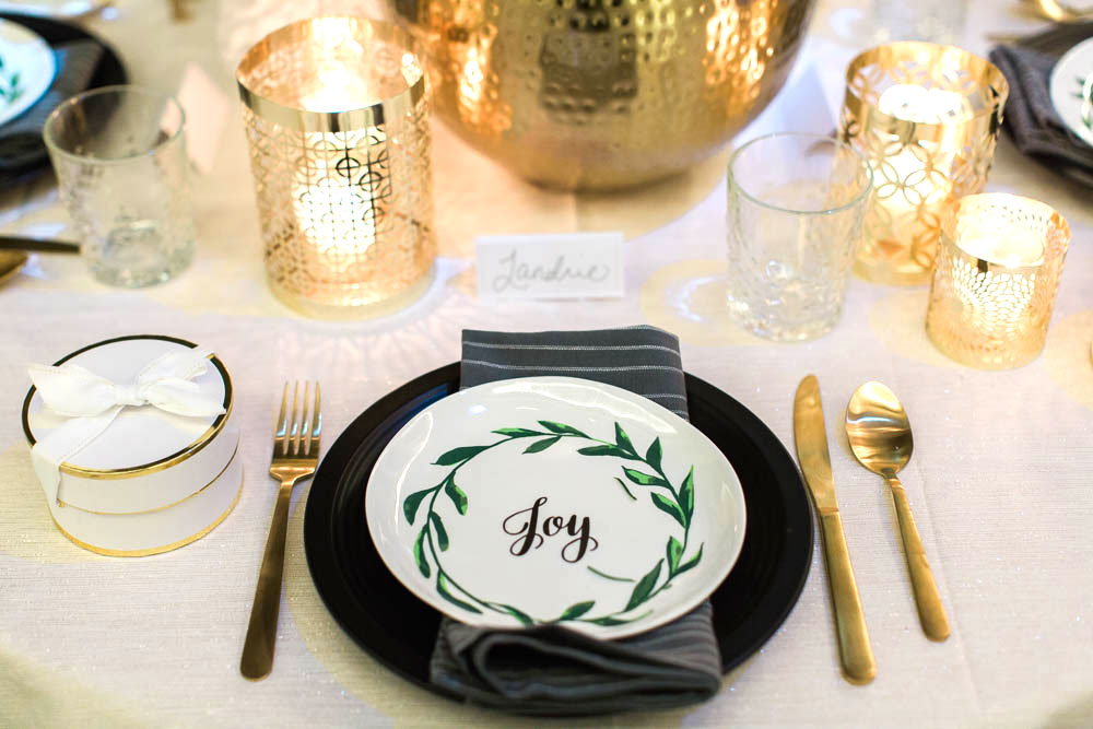 Personalize The Table