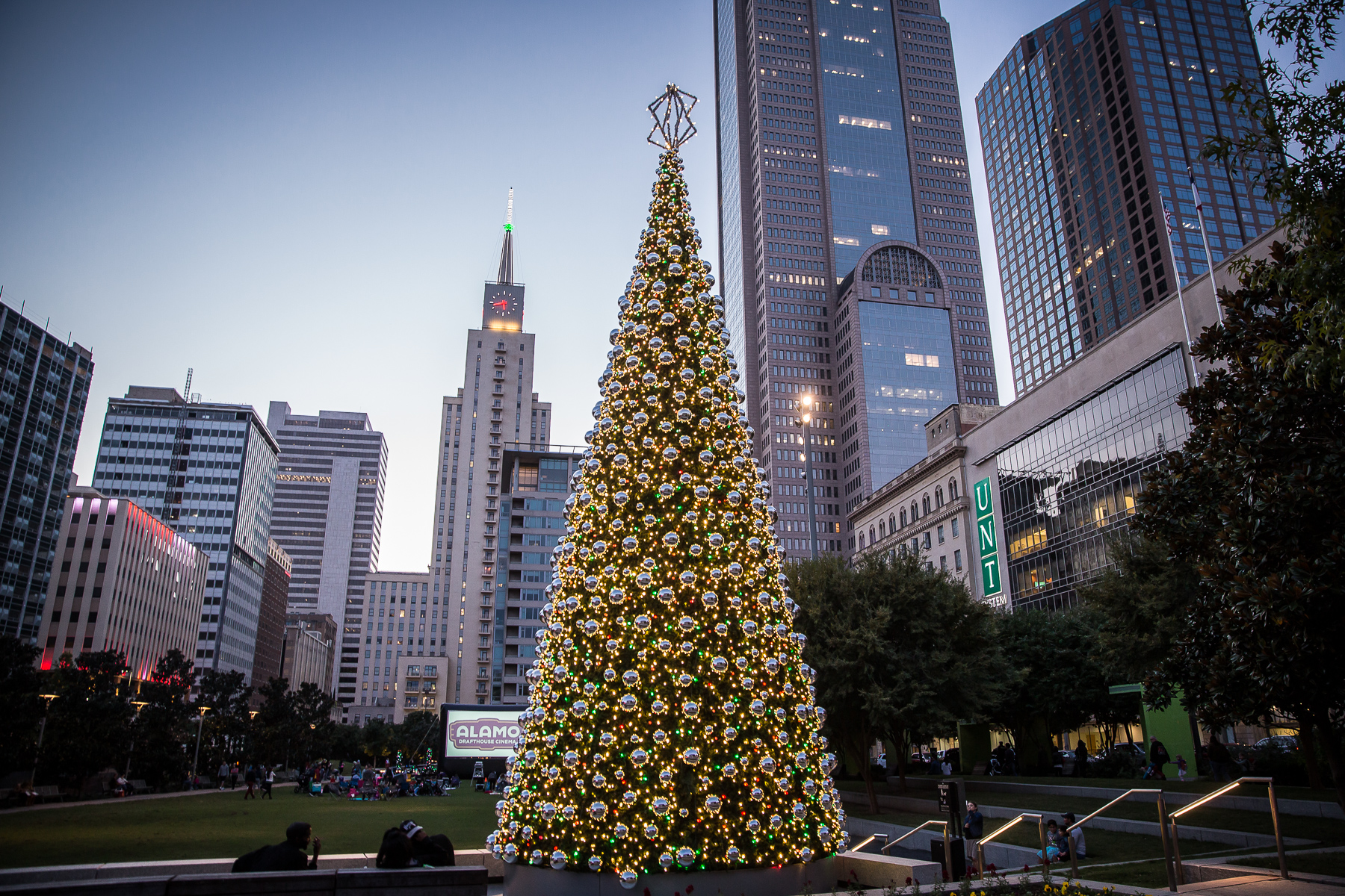 Southern Christmas Happenings Everything's Merrier in Texas