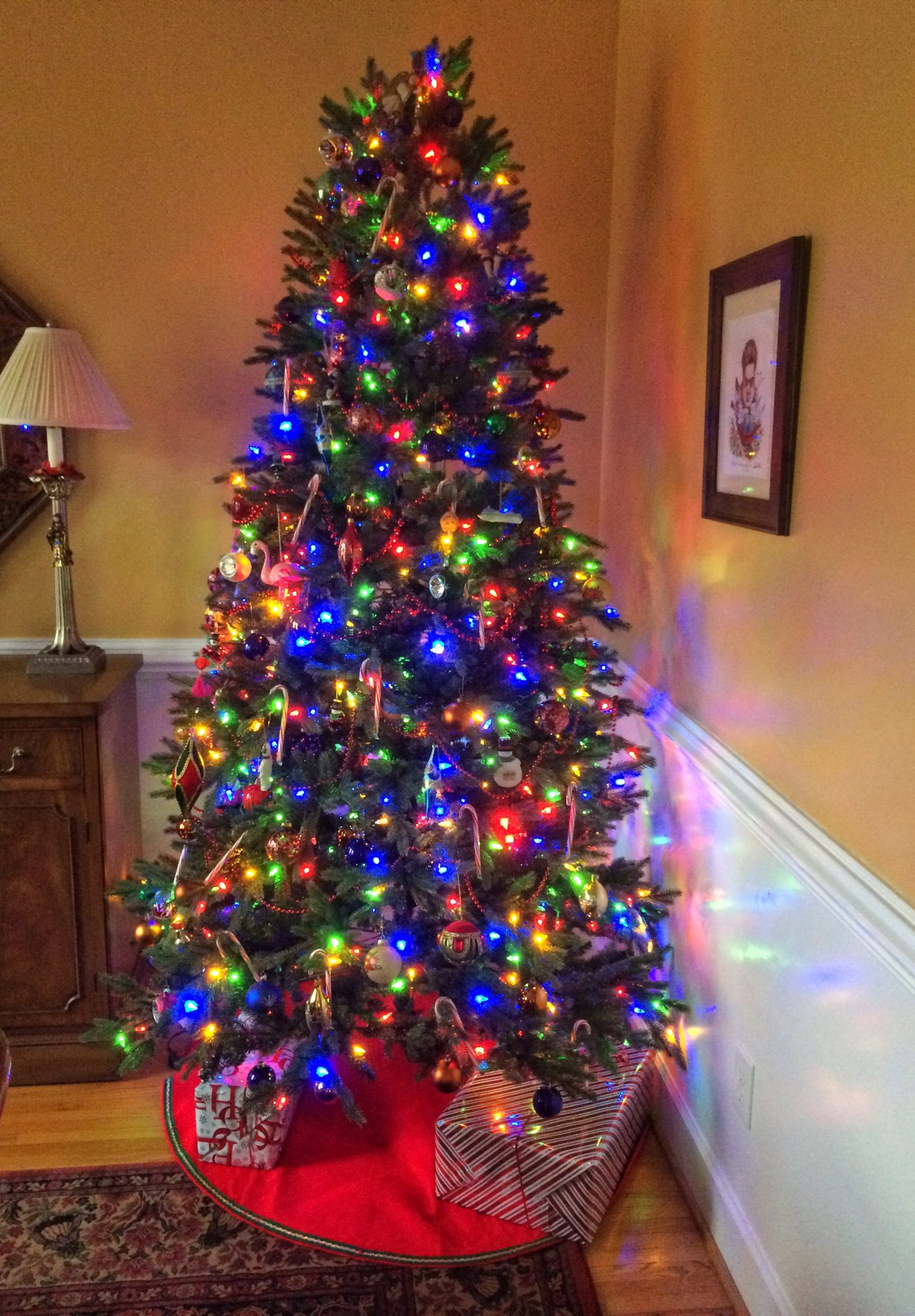 Steve Bender Artificial Christmas Tree