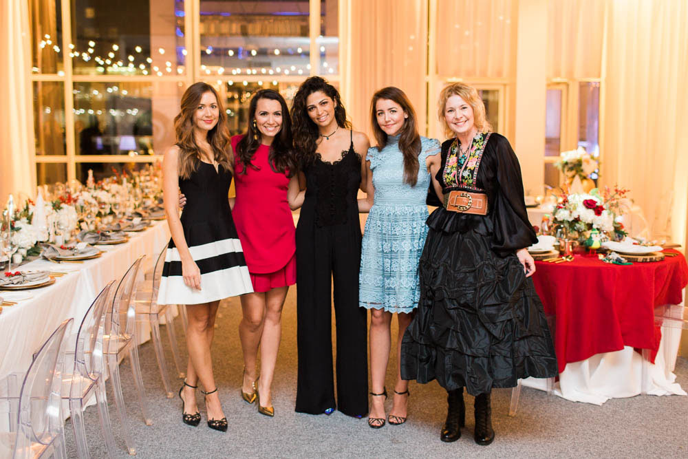 Camila Alves Target Group Shot