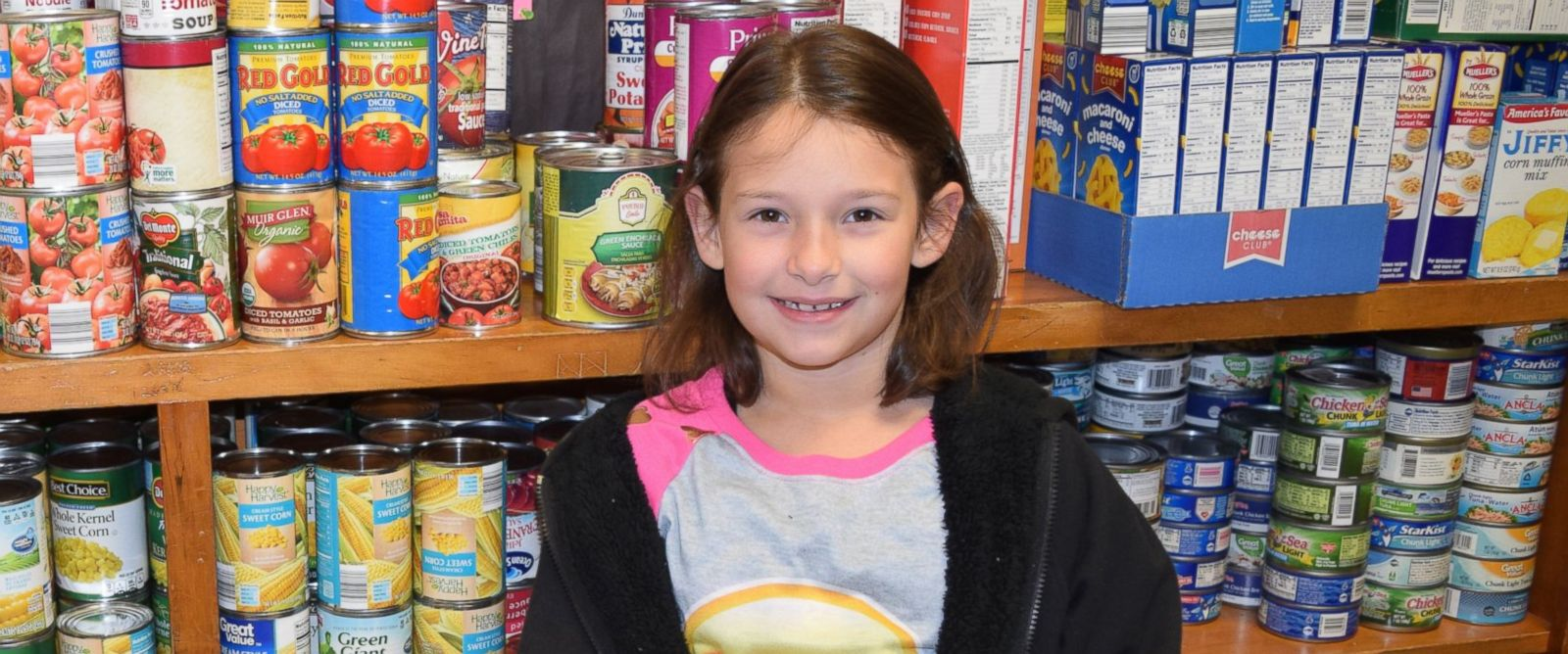 Seven Year Old Lottery Winner Phoebe Brown