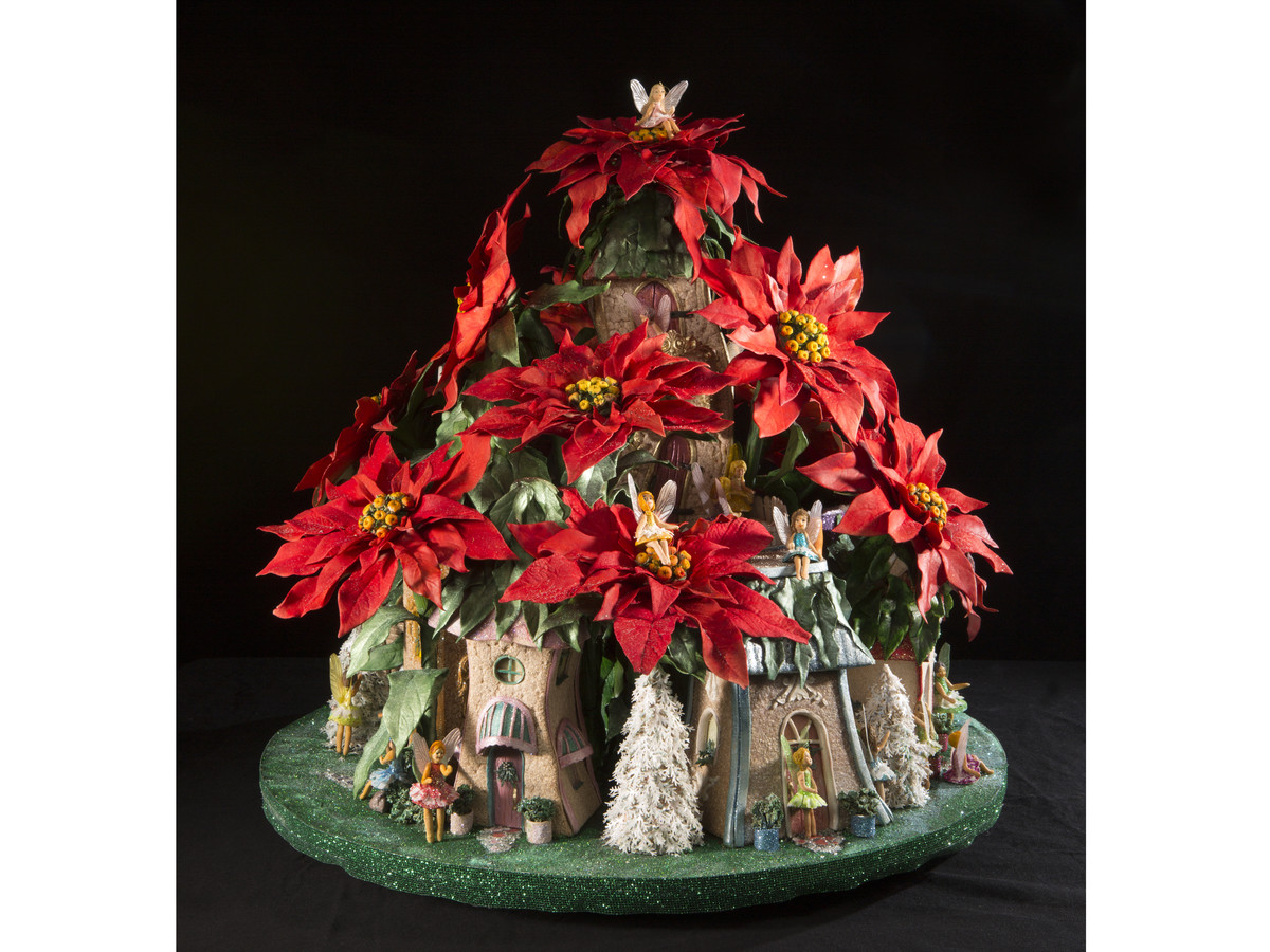 2016 Gingerbread House Competition Second Place Winner