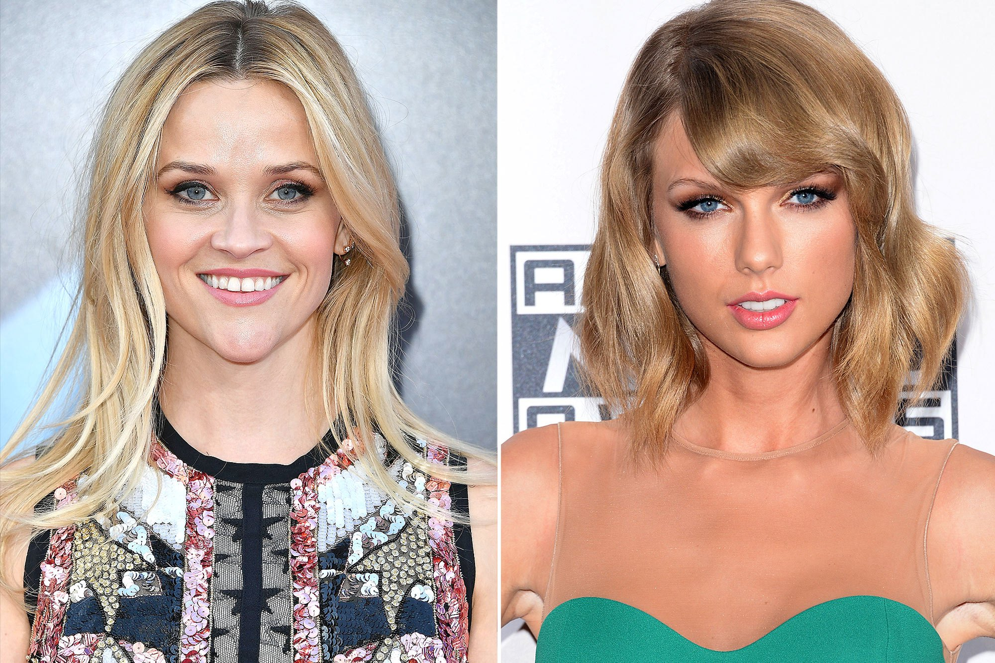 Reese Witherspoon and Taylor Swift