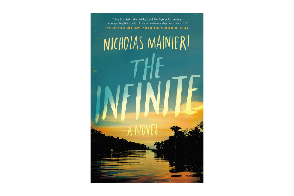 The Infinite by Nicholas Mainieri