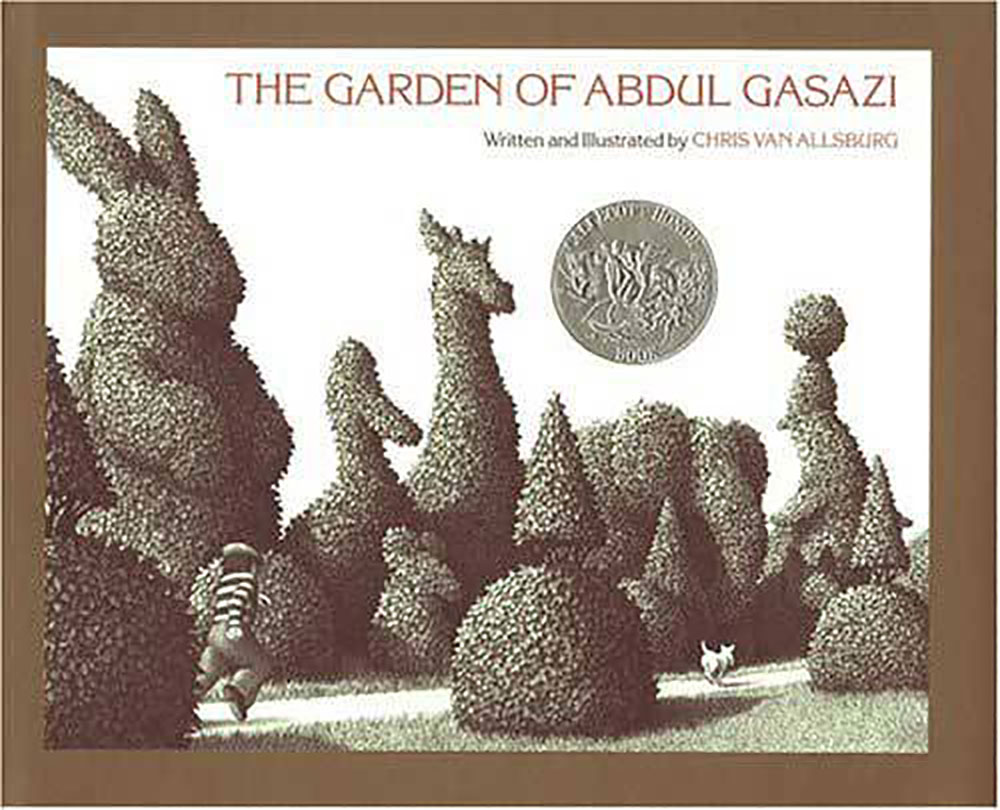 RX_1612_TIME 100 Best Children's Books of All Time_The Garden of Abdul Gasazi