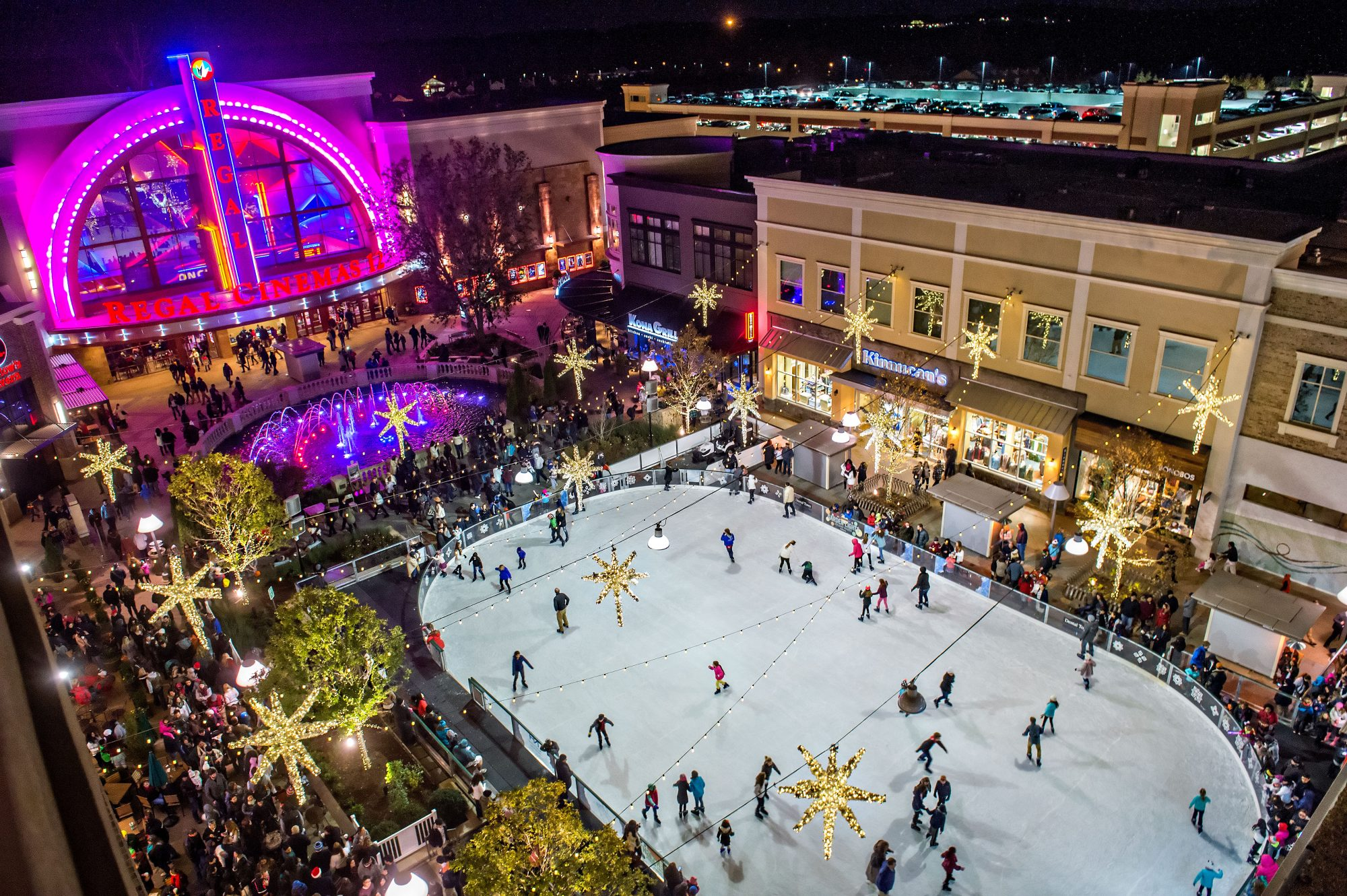Alpharetta Georgia Ice Skating