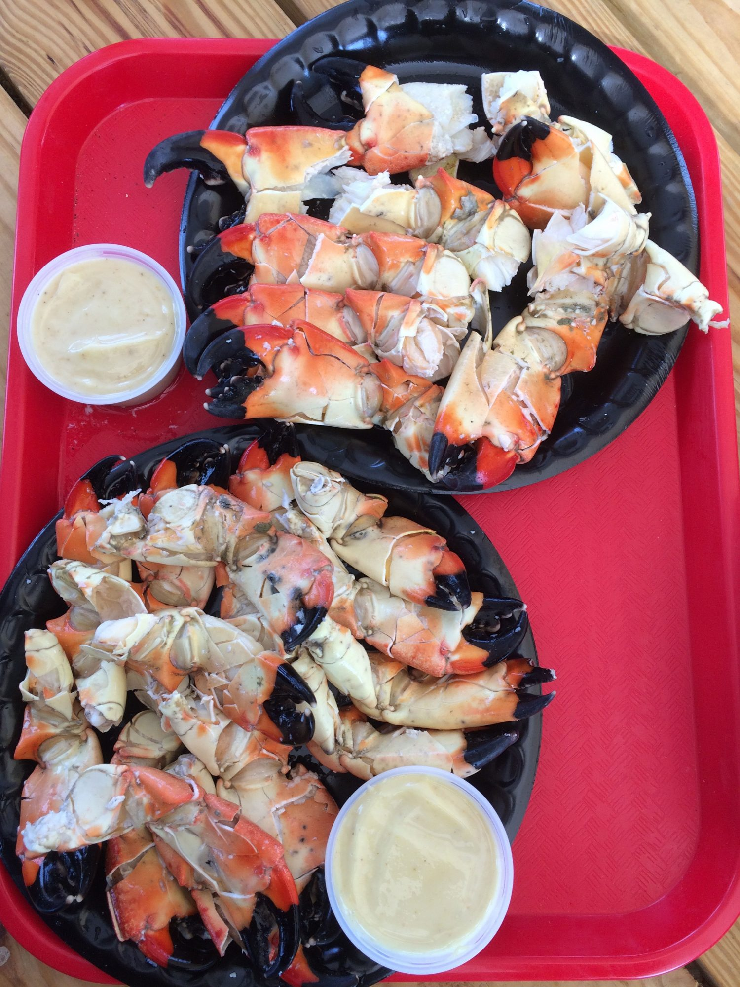 Everglade City Stone Crabs