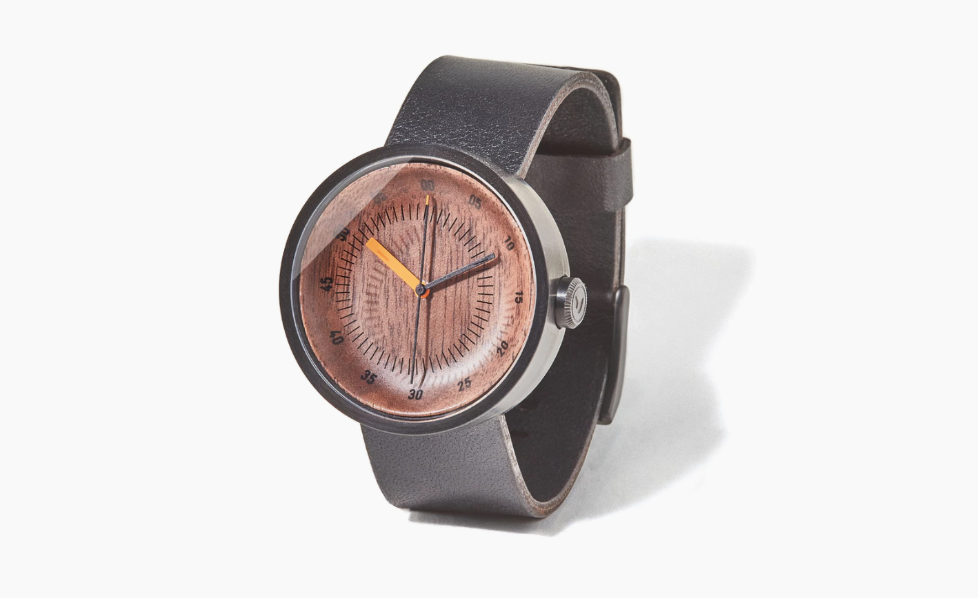 Grovemade Walnut Watch