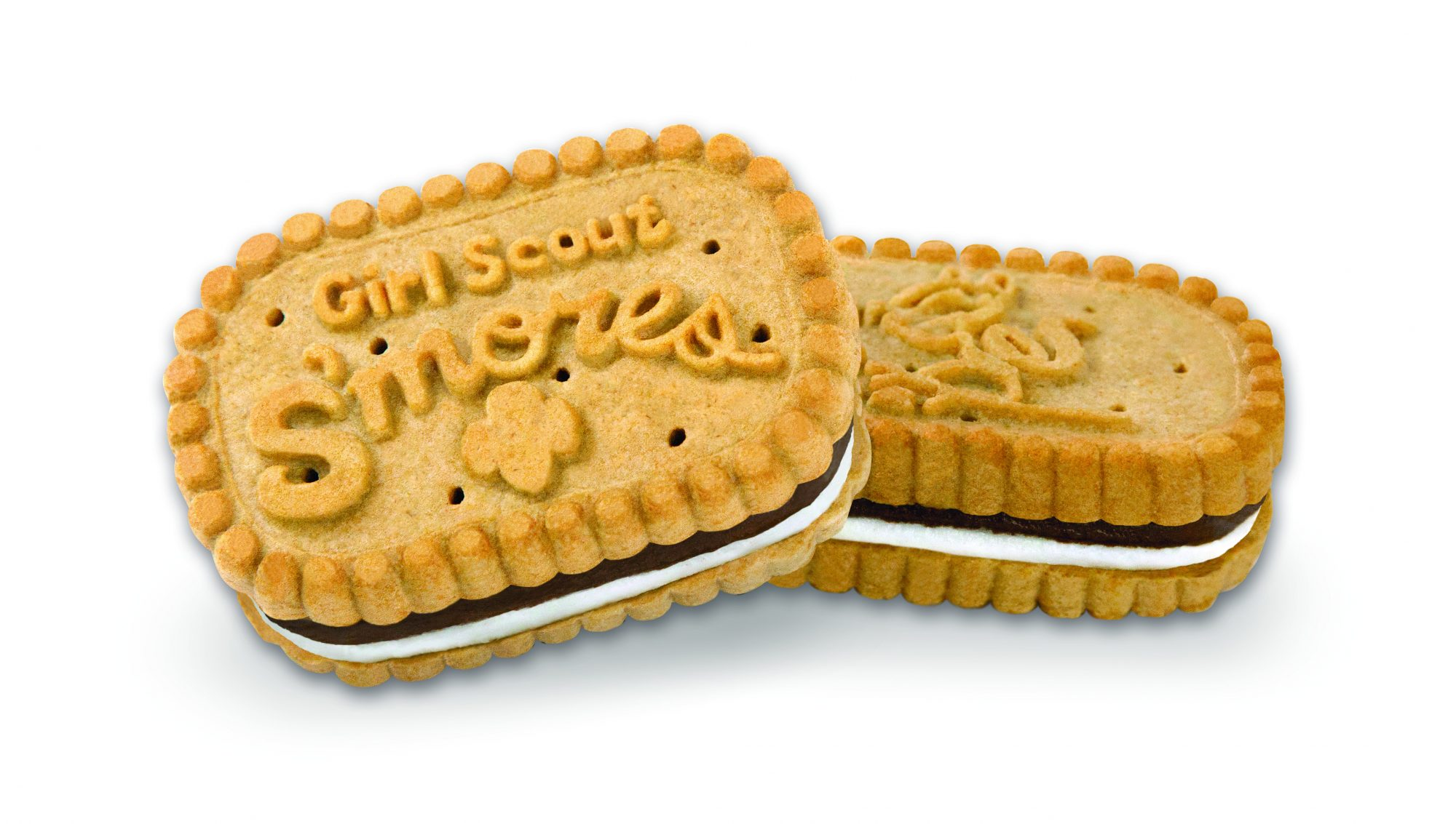 Smores Girl Scout Cookies
