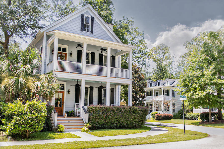 Welcoming Porches