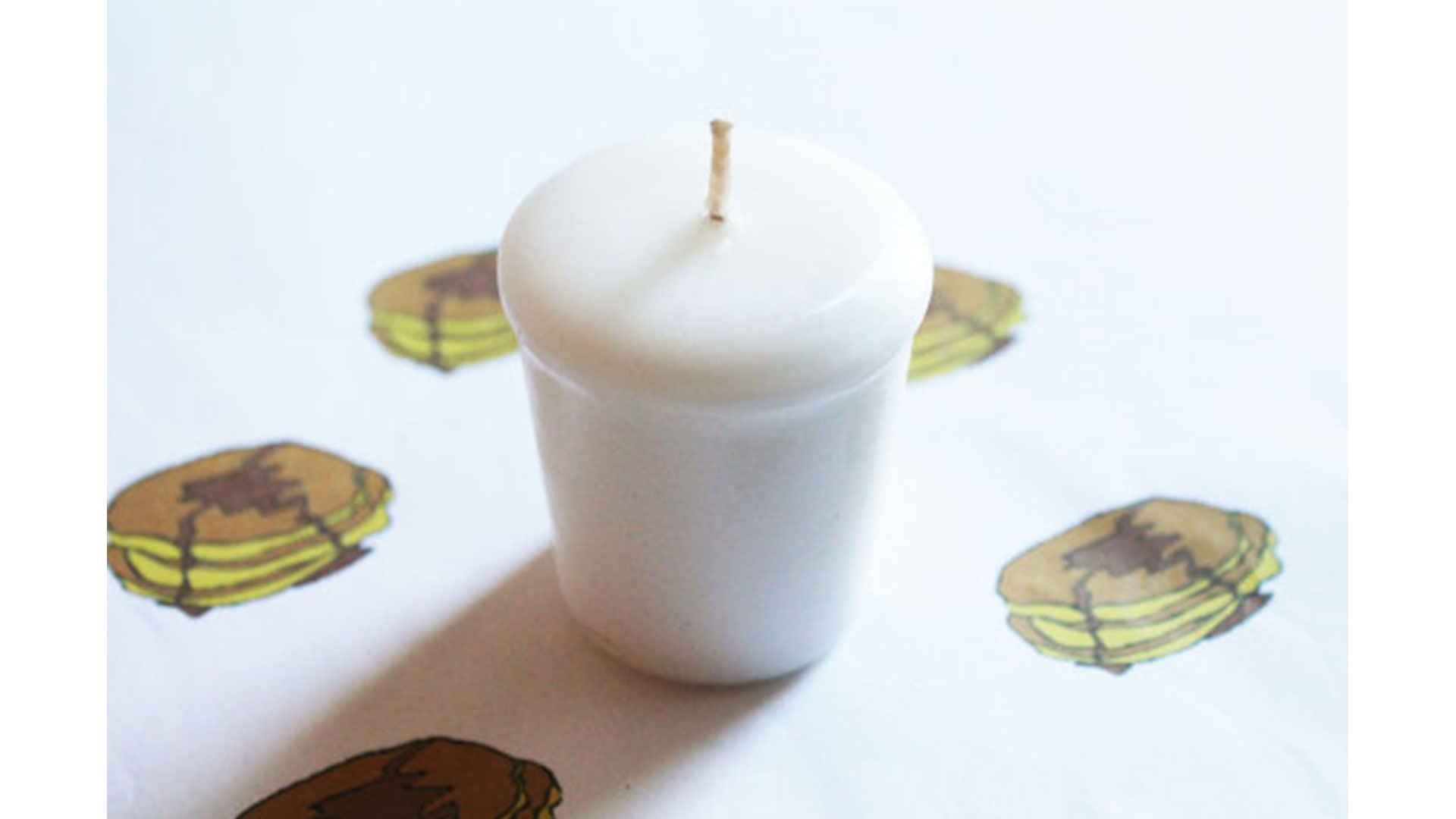 Buttermilk Pancakes Candle