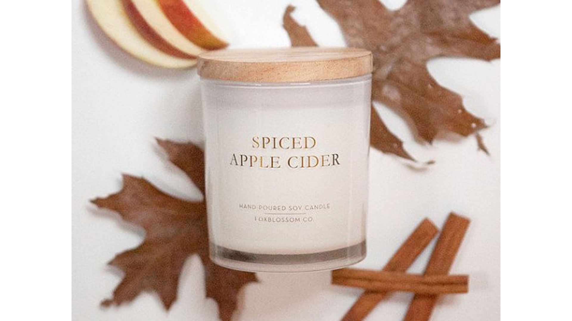 RX_1701 CandleGG Spiced Apple Cider Candle