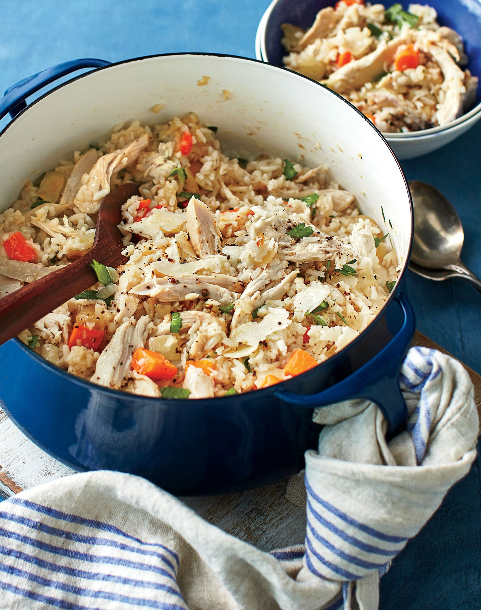Zo S Kitchen Chicken Orzo my new go-to dish to bring a friend - southern living
