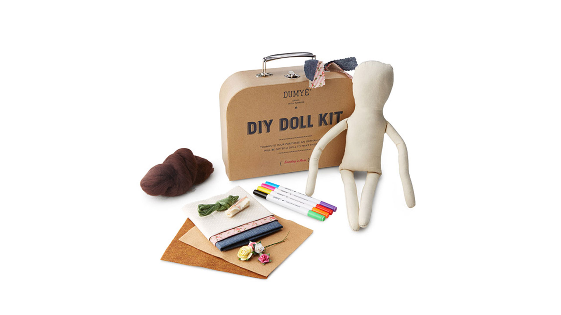 DIY Doll Kit