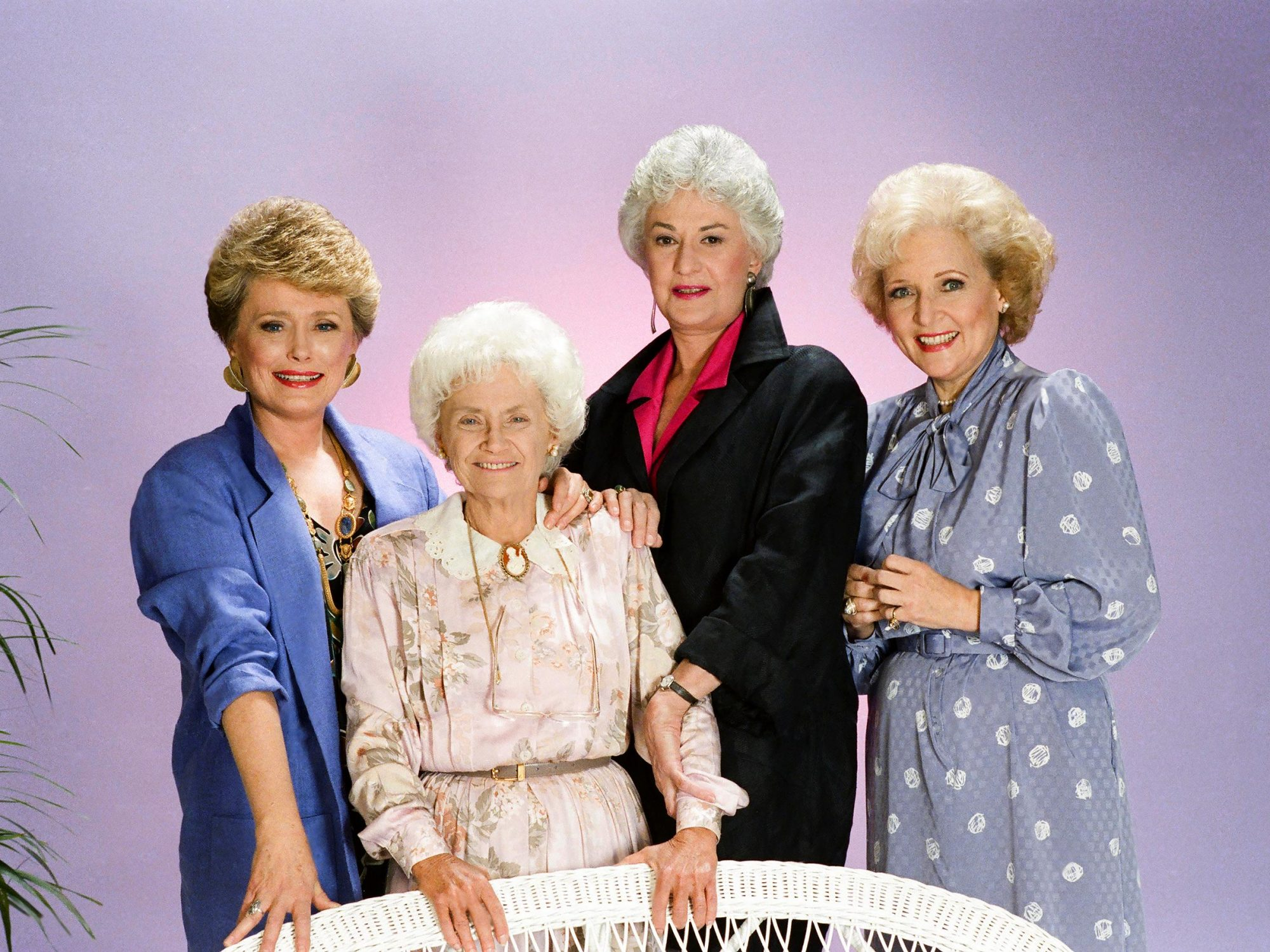 'The Golden Girls' is coming to Hulu
