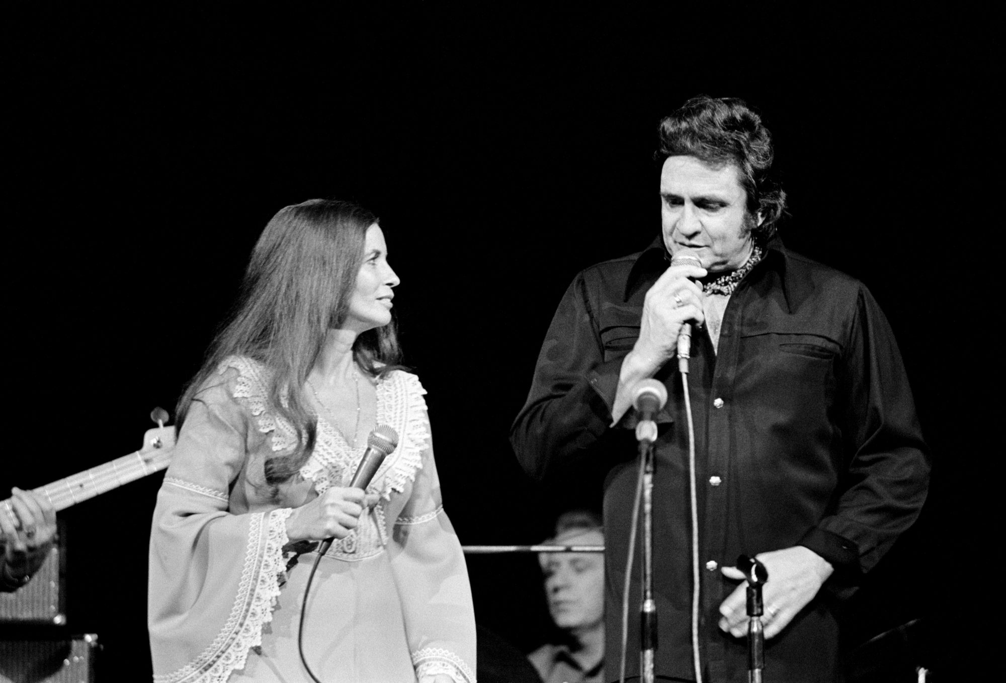 Johnny and June good