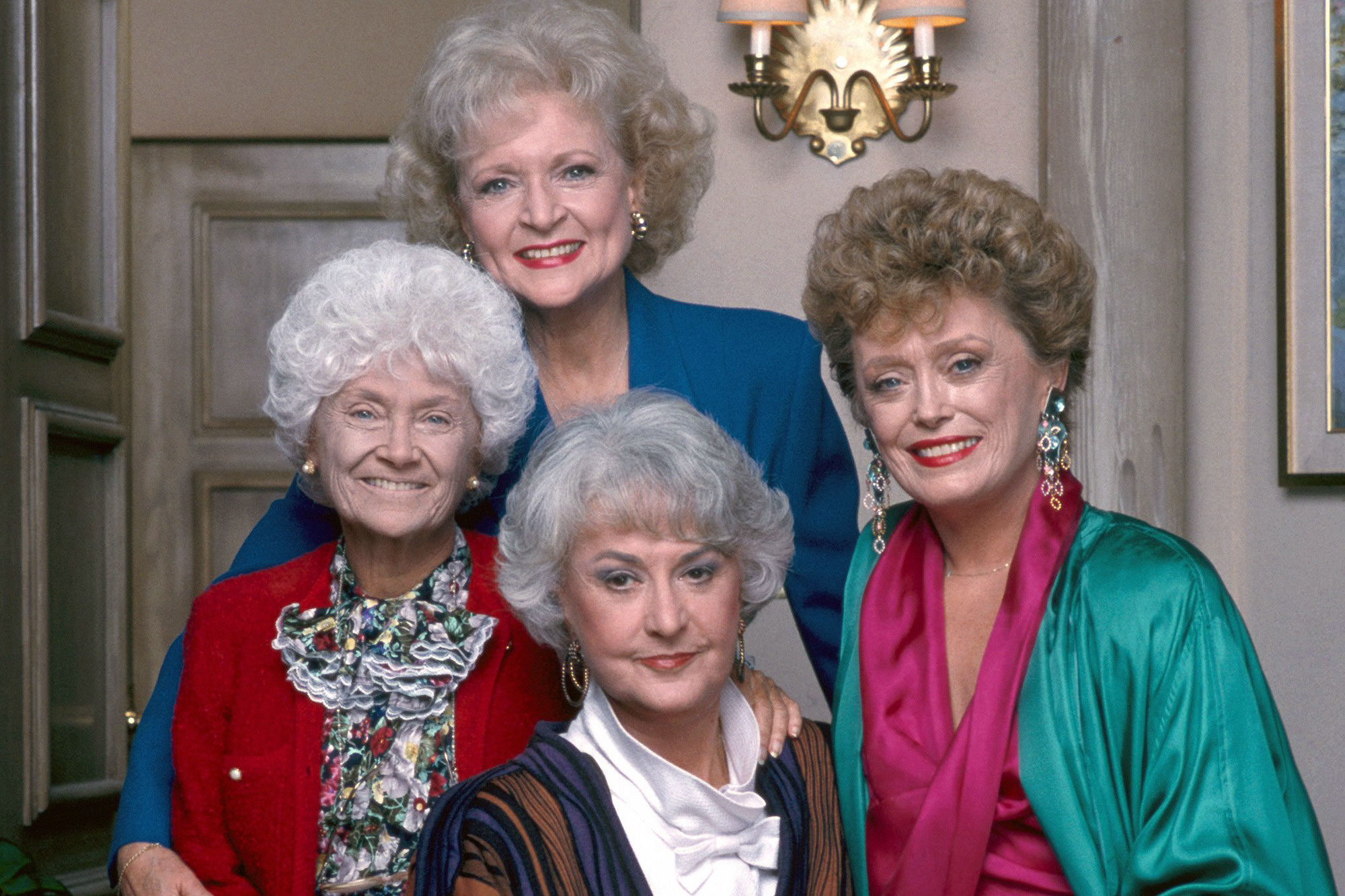 Get a First Look Inside the New Golden Girls Café
