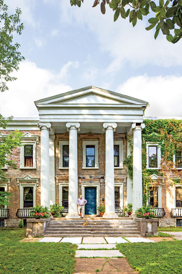 historic southern home