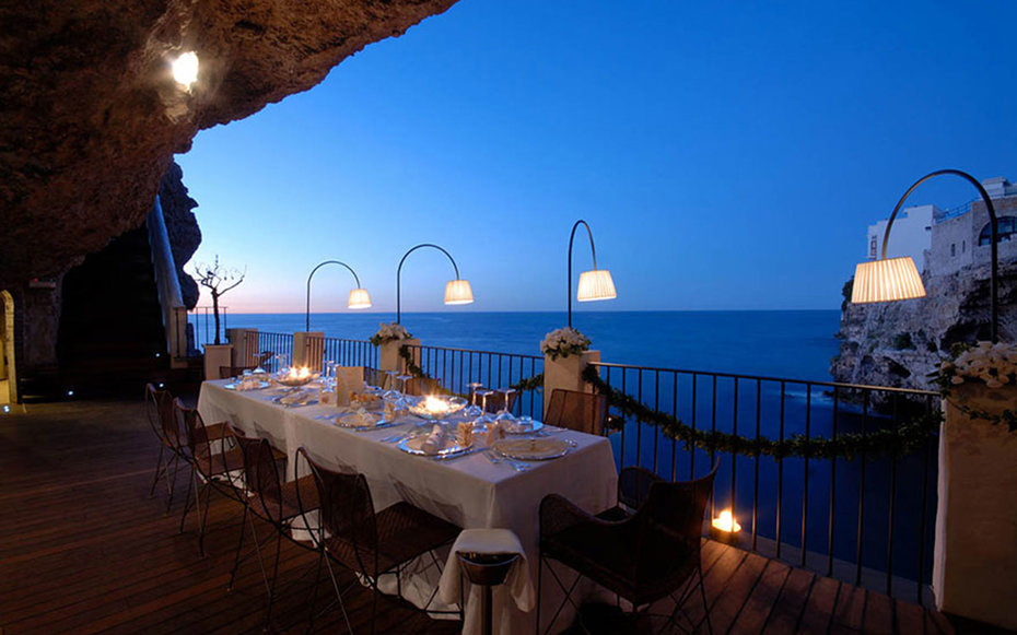 Most Romantic Restaurant in the World