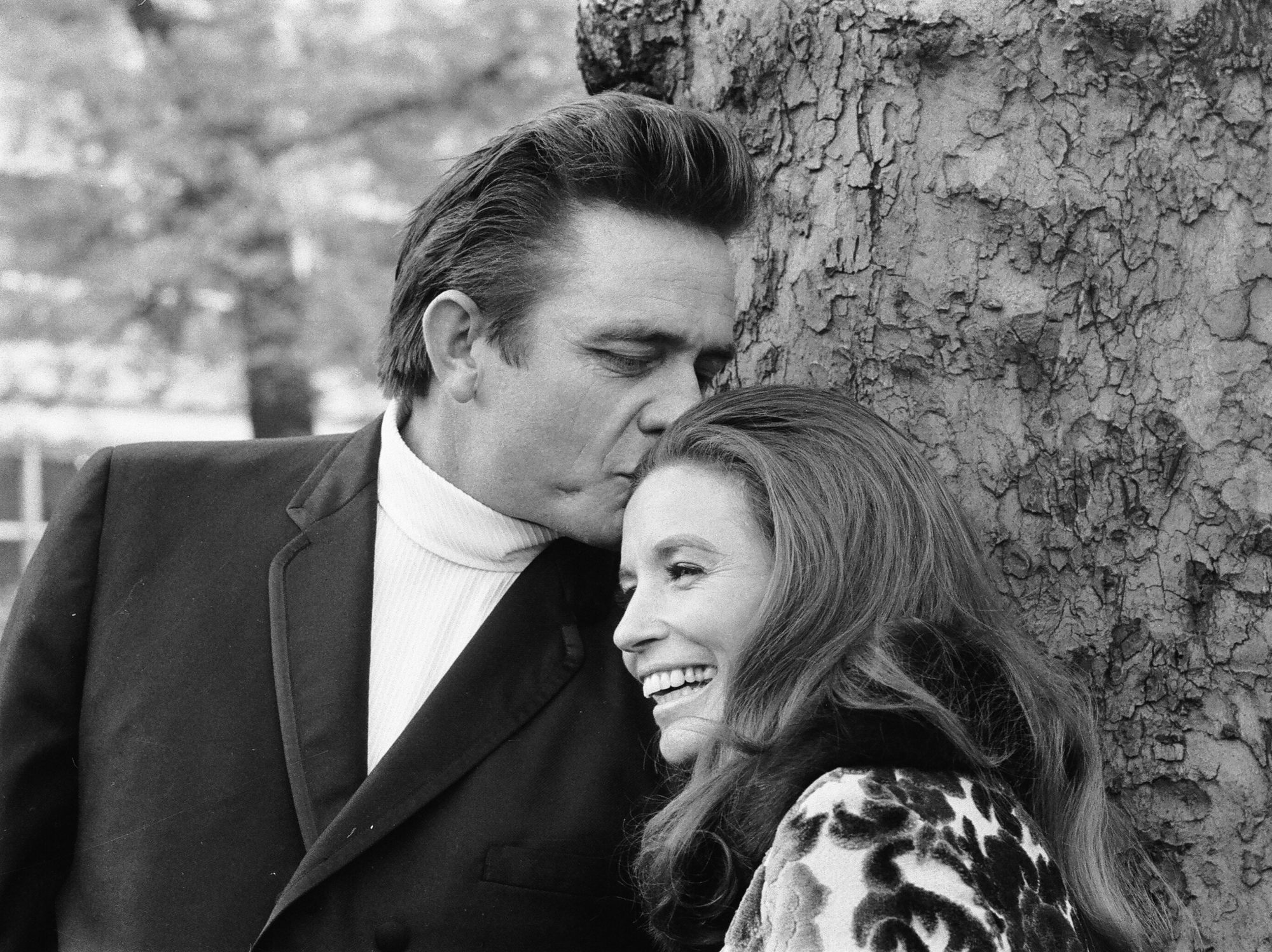 June Carter Cash and Johnny Cash