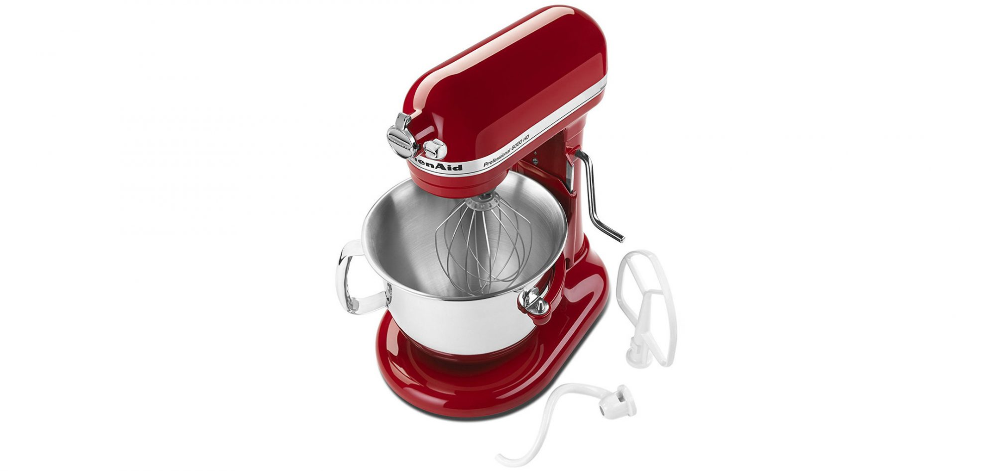 Kitchen Aid Stand Mixer Red