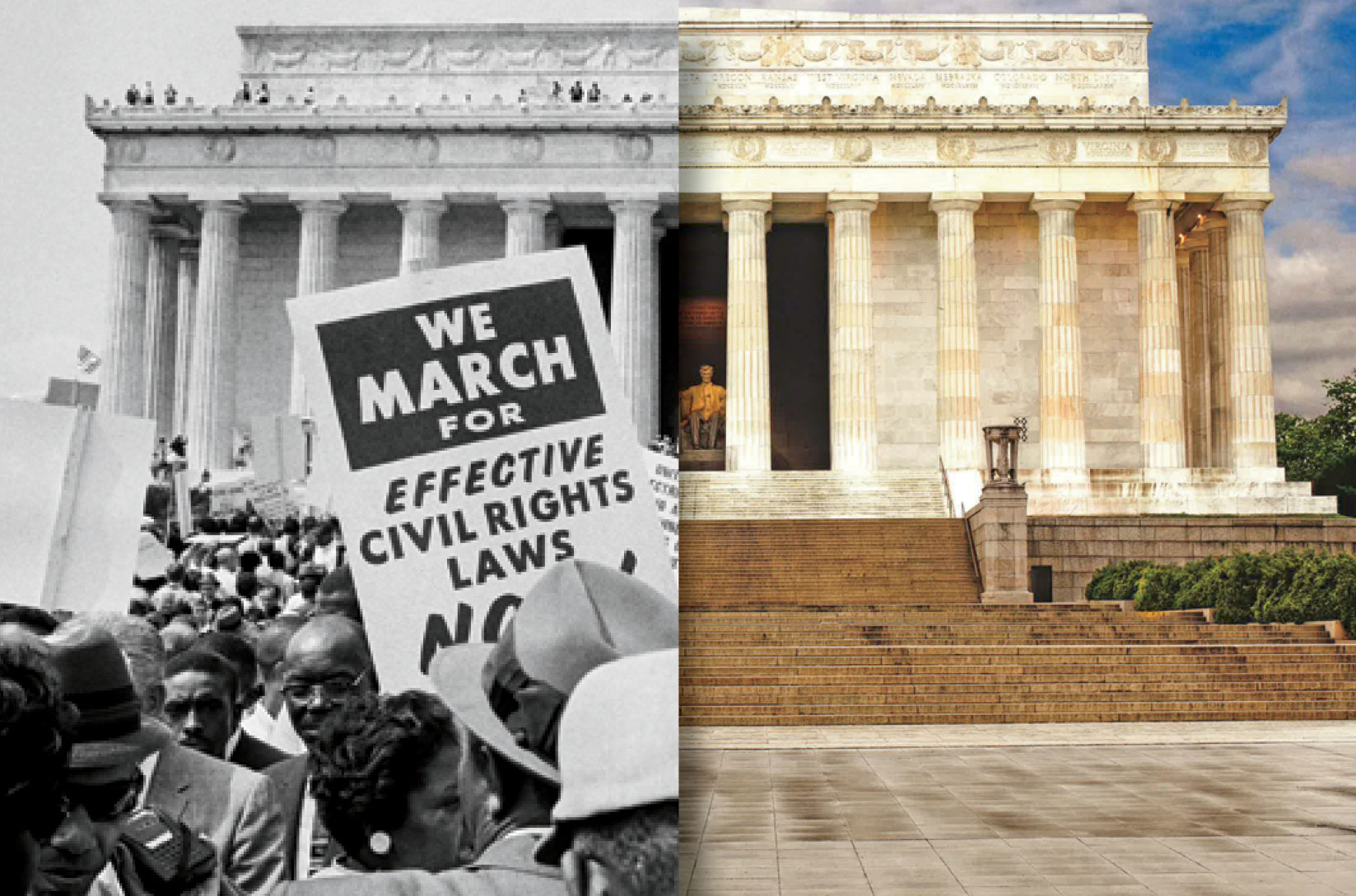 Lincoln Memorial Civil Rights Trail