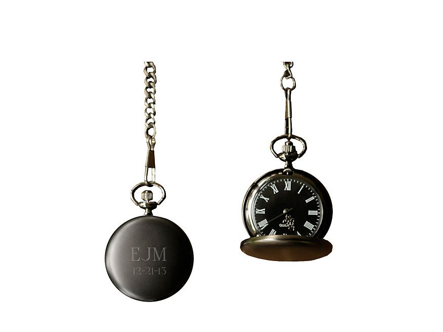 Midnight Pocket Watch