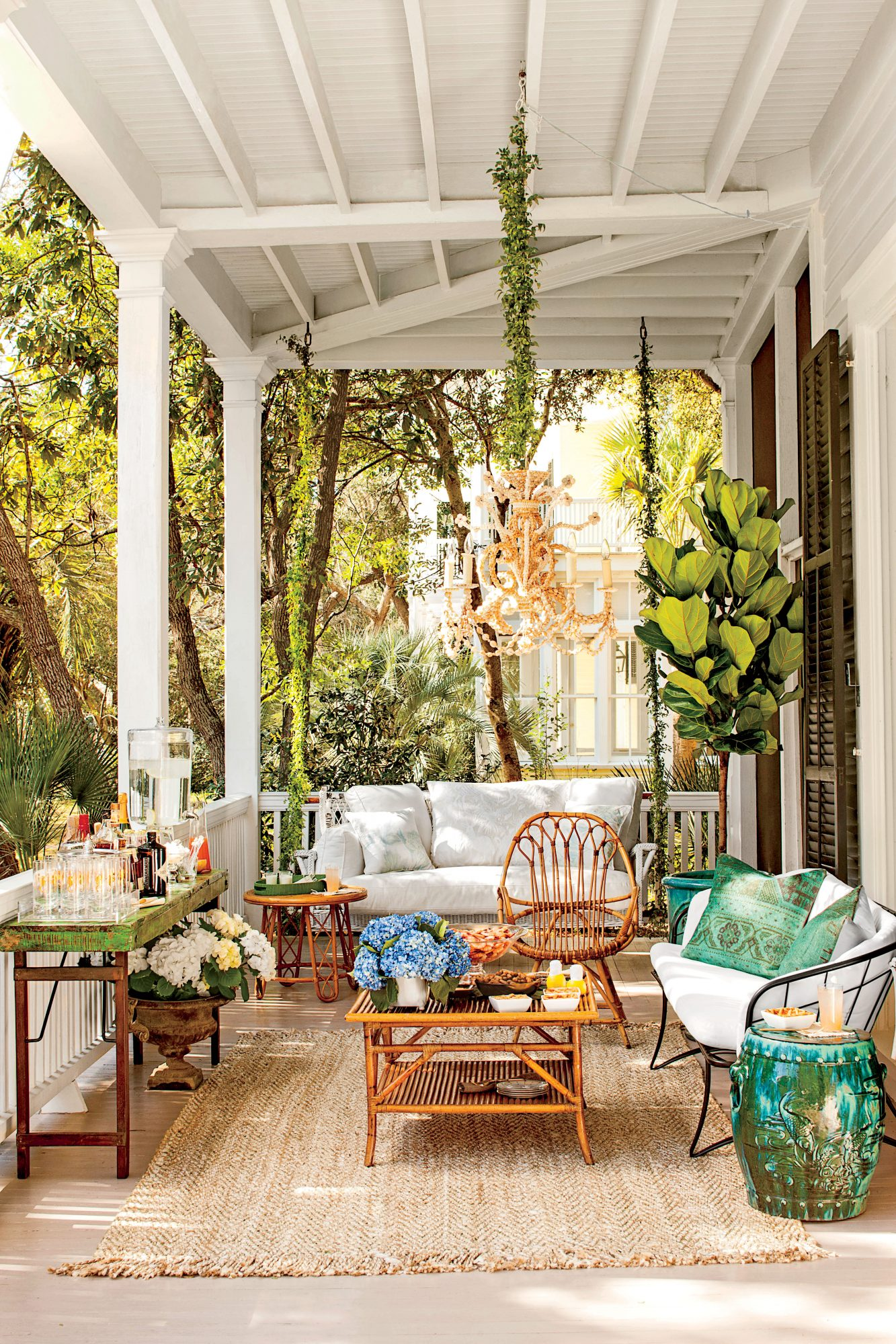 Beautiful Porch Designs Ideas Southern Living