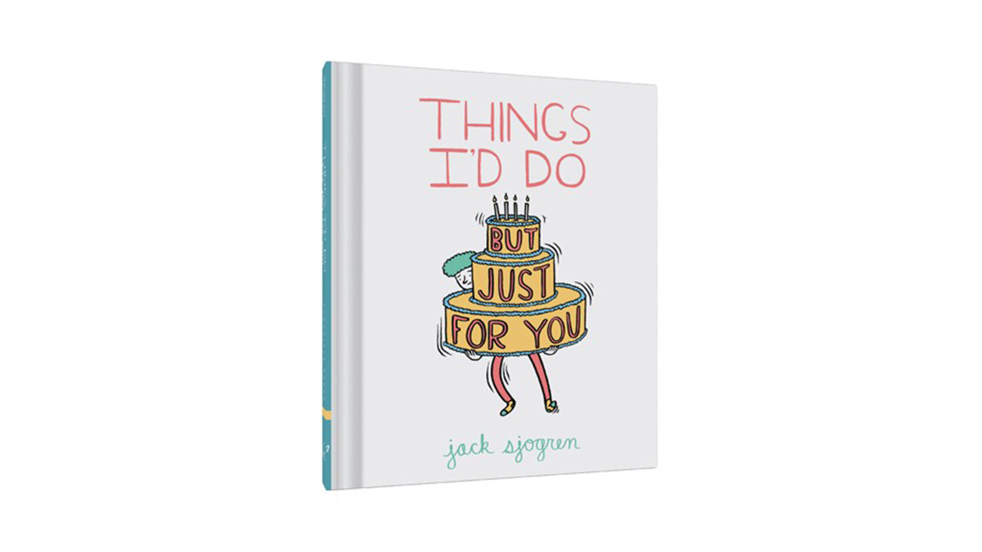 Things I'd Do (But Just For You) Book