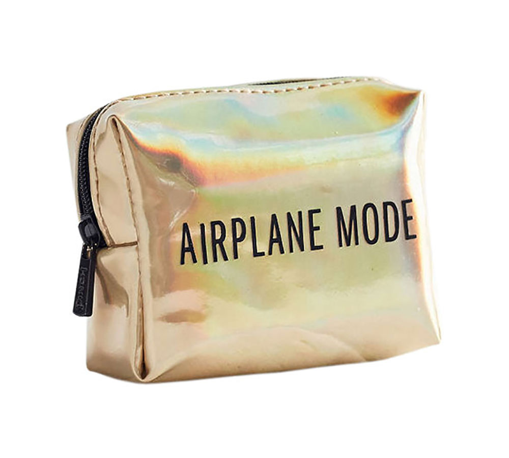 Airplane Mode Pouch