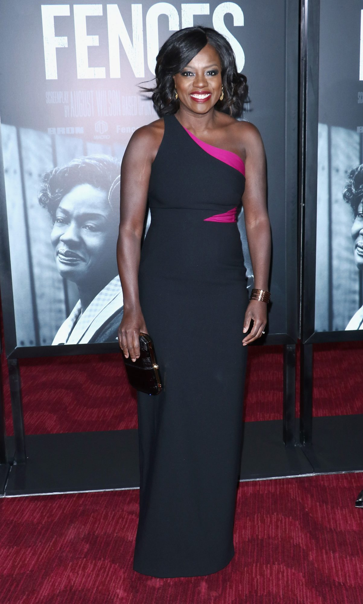 Viola Davis Fences Movie Premiere