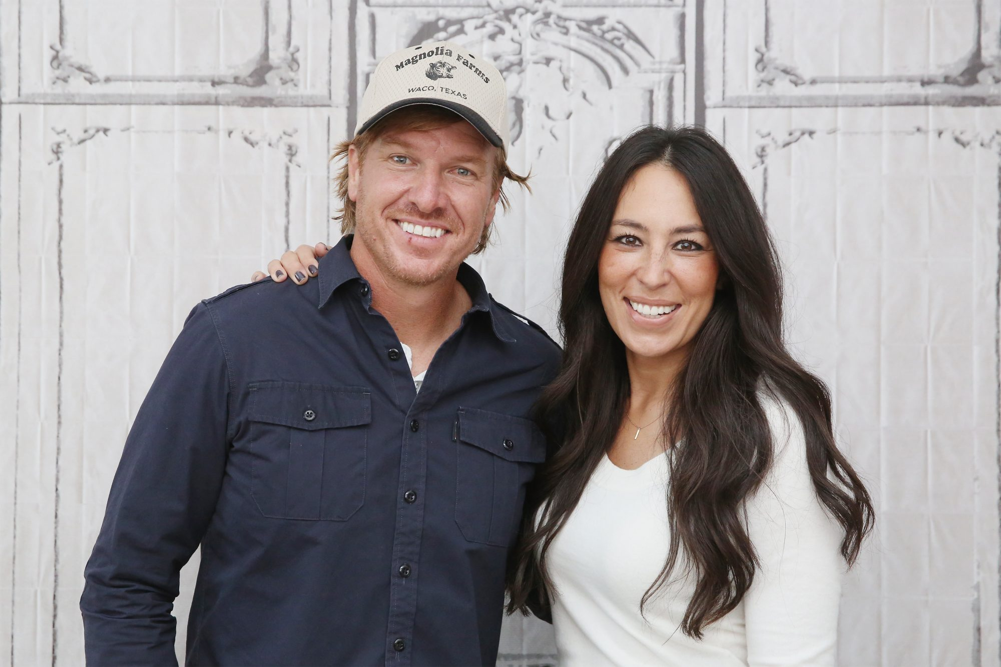 The Build Series presents Chip Gaines and Joanna Gaines to discuss their new book 'The Magnolia Story' at AOL HQ on October 19, 2016 in New York City.