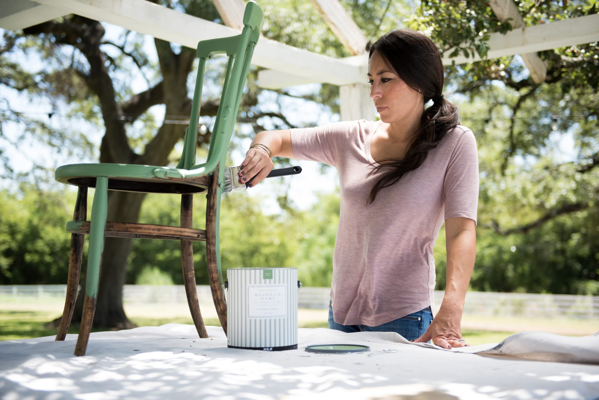 Joanna Gaines Says You Don't Need A Fixer Upper To Have