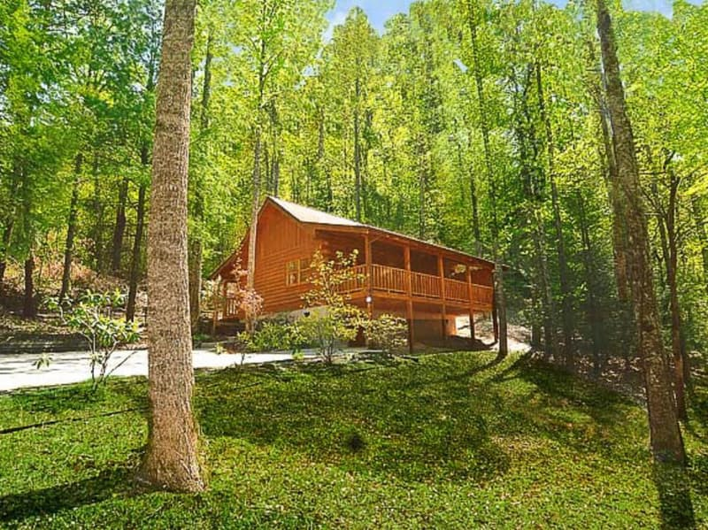 Great Smoky Mountains Cabin Rental: All About Love