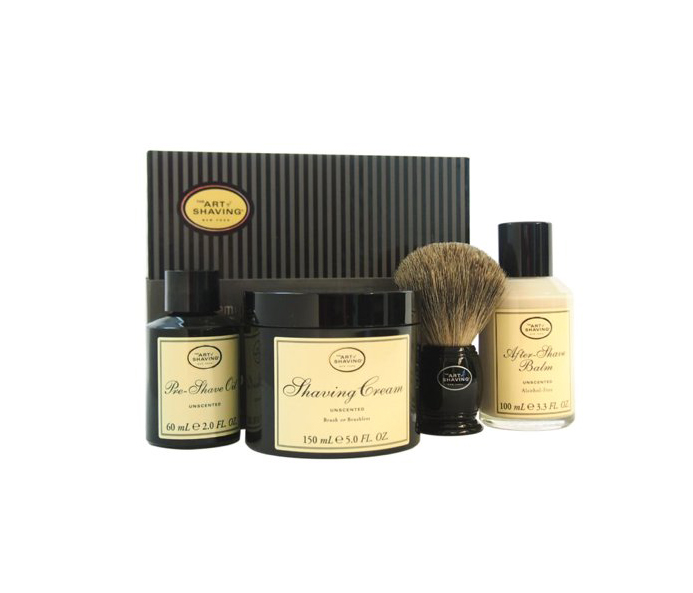 The Art of Shaving 4 Elements of The Perfect Shave Kit