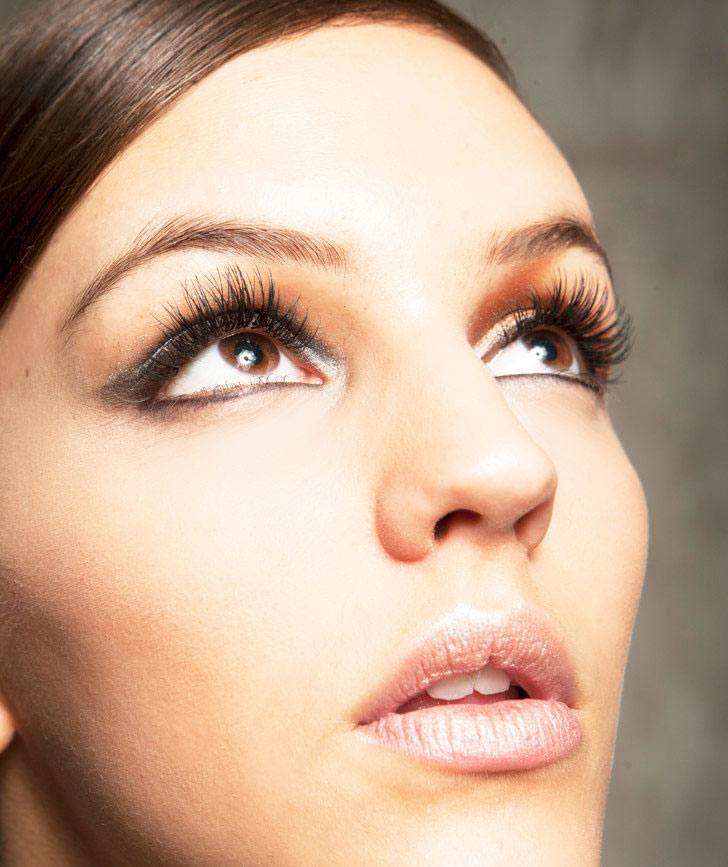 WATCH: How to Apply Fake Lashes Like a Pro