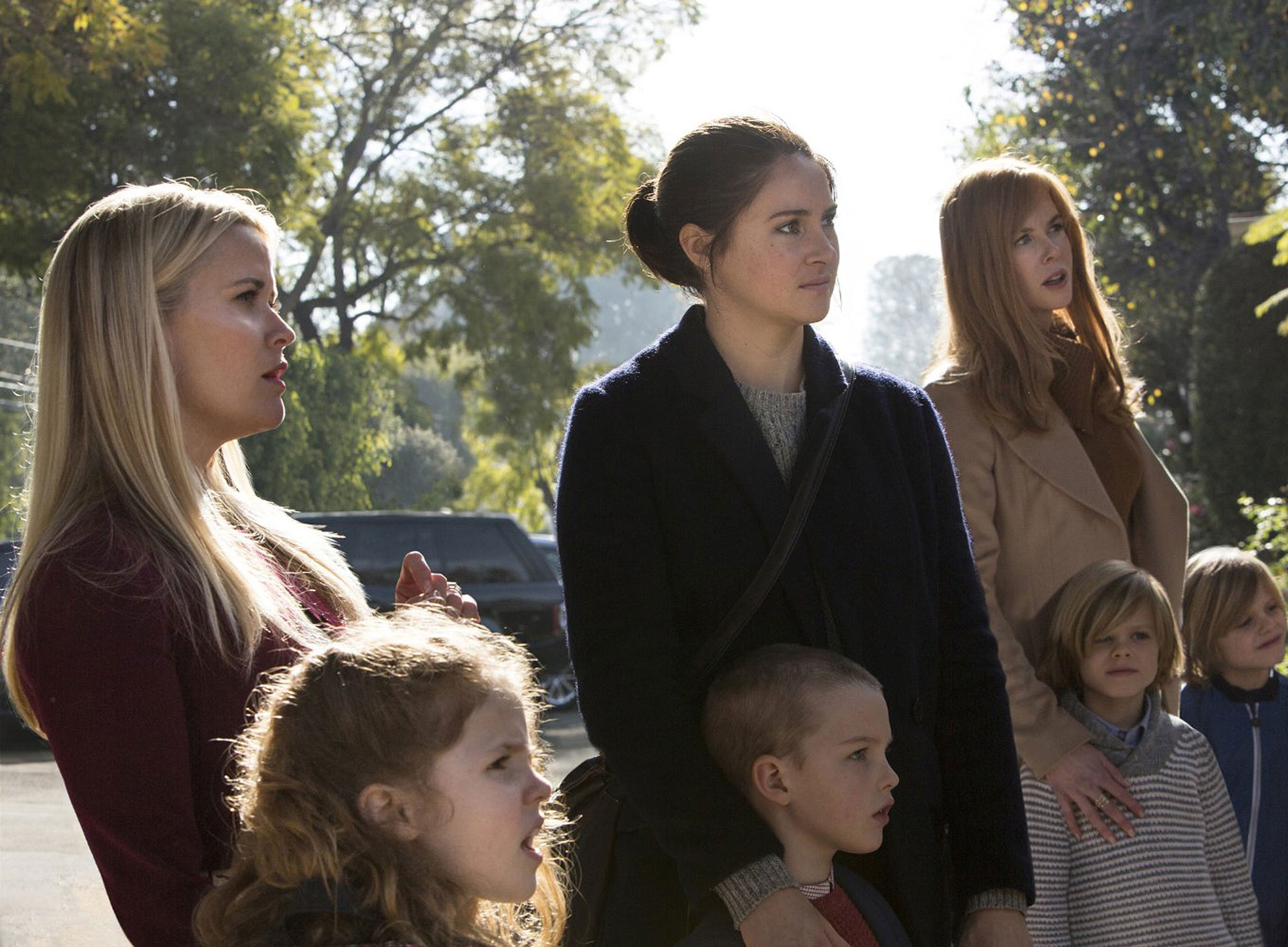 Why Reese Witherspoon Produced Big Little Lies: 'So Often I'm the Only Woman on a Set Full of Men'