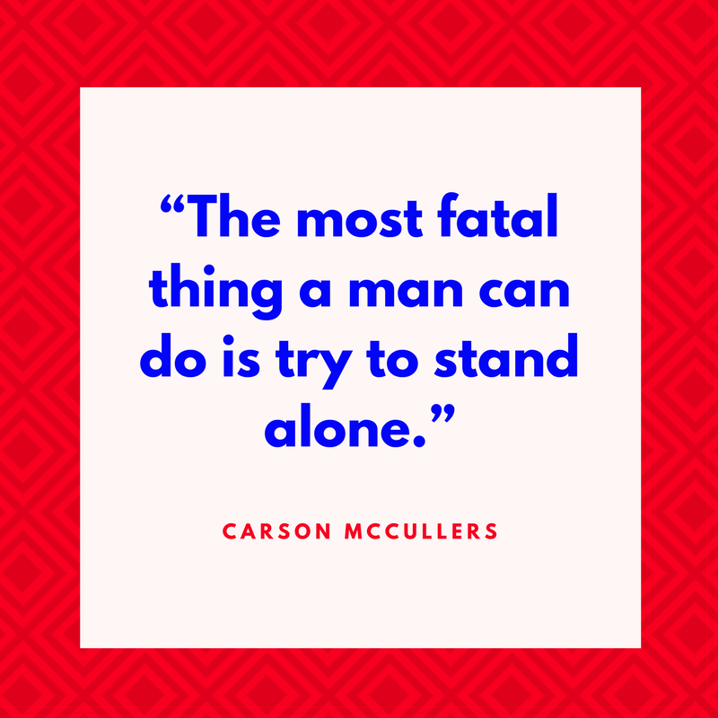 Carson McCullers on Solidarity