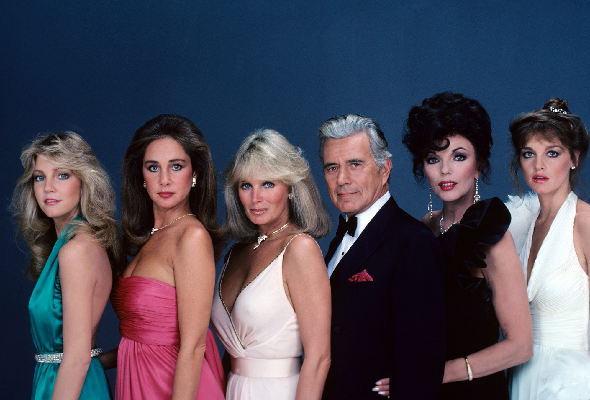 Dynasty TV Show Cast