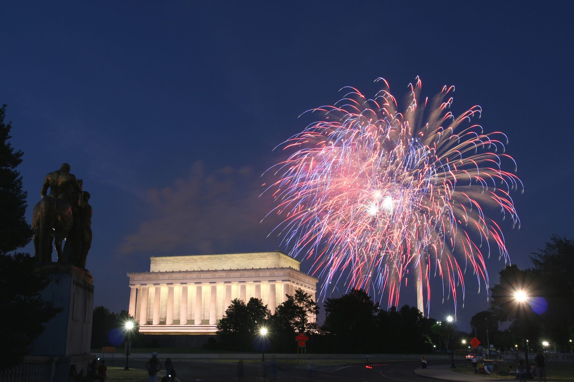 Best Fireworks Washington D.C.