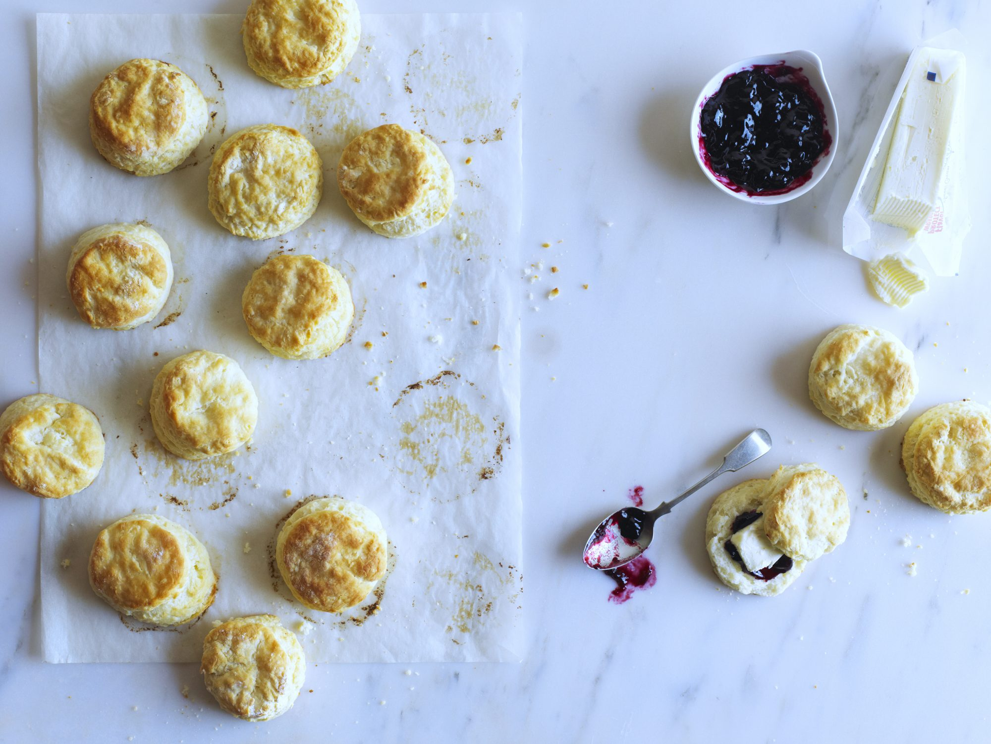 The #1 Secret to Taller Biscuits